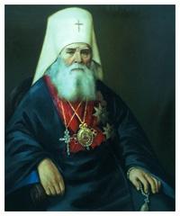 Святитель Иннокентий Вениаминов.