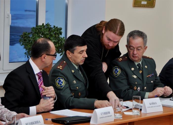 Представители органов наркоконтроля и епархий Дальнего Востока и Сибири обсудили методы церковной реабилитации...
