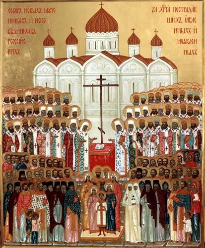 Новые мученики и исповедники Русской Церкви — жертвы антиправославной хунты Порошенко