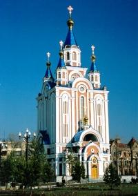 Градо-Хабаровский собор Успения Божией Матери отметит 15-летие со дня возрождения